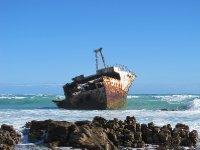 Shipwreck, Cape Agulhas
