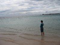 Beach, Savai'i