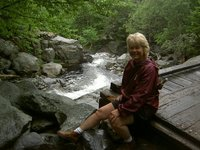 Diana's Bath in North Conway, New Hampshire
