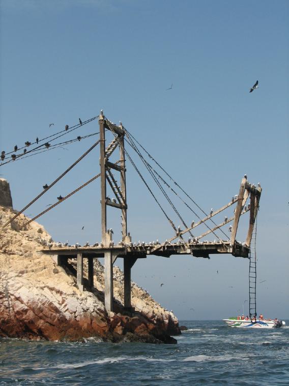 islas bridge