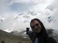Kala Pattar, Nepal, facing the Everest