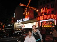 Us at Moulin Rouge