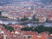 Prague by day