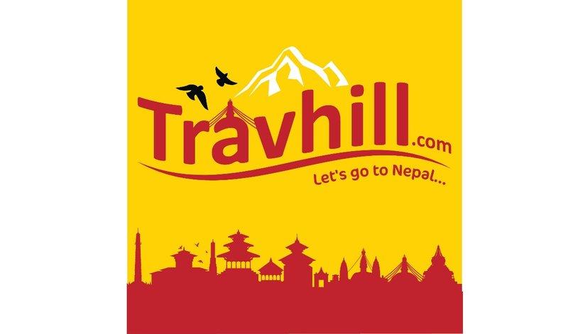 TravHill logo for profile