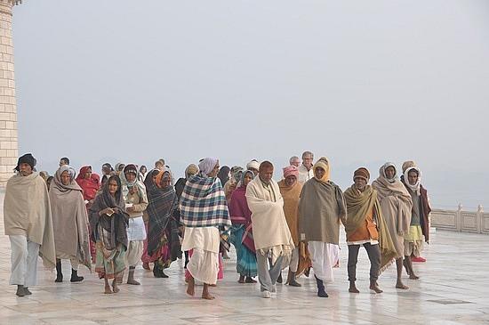 Pilgrimage to Taj Mahal