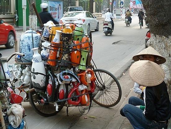 Vase selling