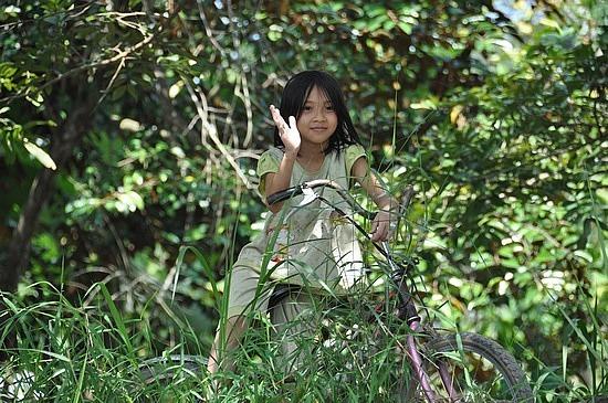 A Mekong smile