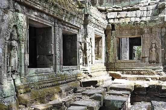 Preah Khan - jungle temple