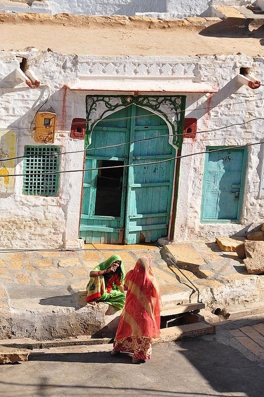 Street in Jaisalmer