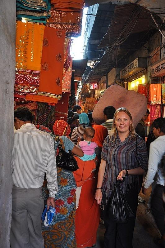 Bazar alley