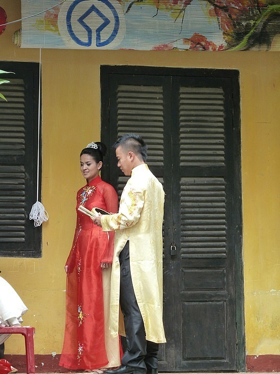 Marriage rehearsal
