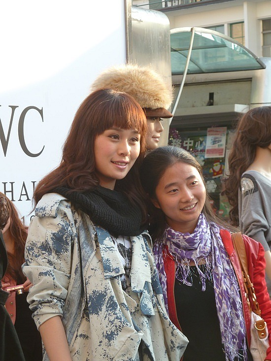 Hong Kong celebrity