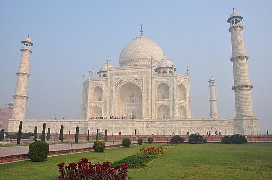 The Taj!