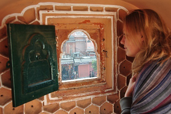 The pink city through the eyes of a Rani