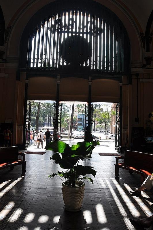 Saigon's post office