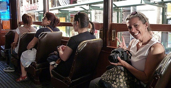 trolley time - istanbul