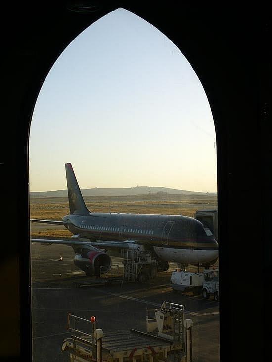 Jordan Airport