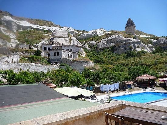 From our Terrace - Cappadocia