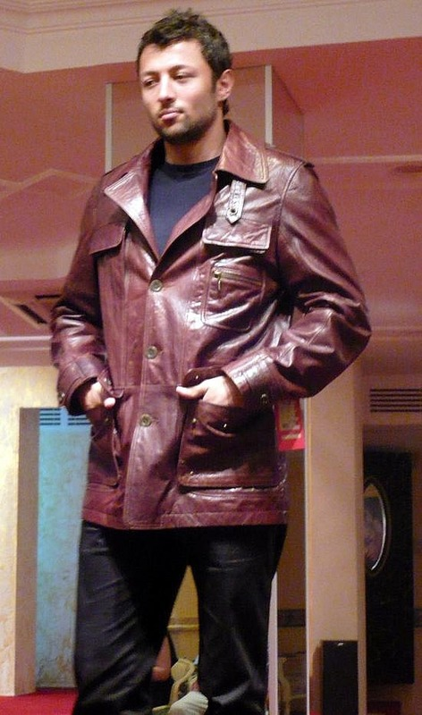Leather Fashion Show