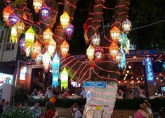 Kusadasi lights