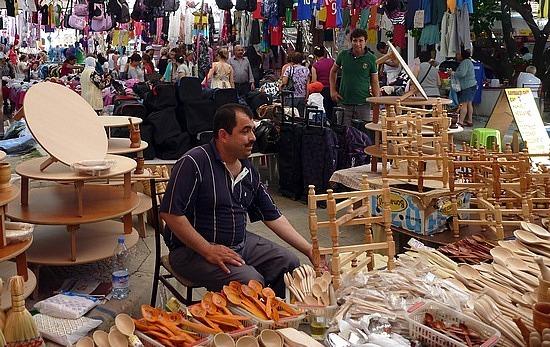 market -  kusadasi