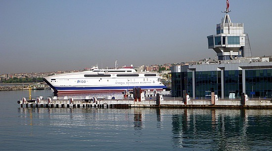 Fast ferry -  Cannakale