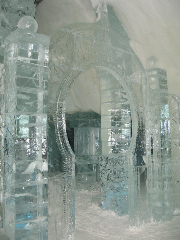 Ice Hotel Canada Travellerspoint Travel Photography