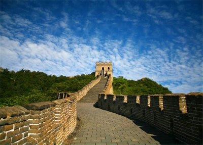 Mutianyu Great Wall travel car service