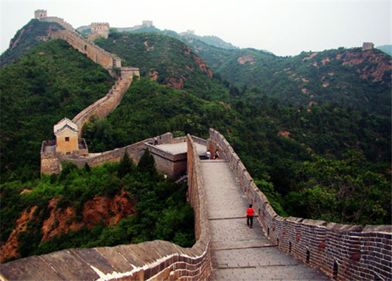 Jinshanling Great Wall travel car service