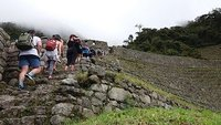 Inca Trail Short Camping Machupicchu 2 Days