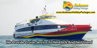 We Provide Cruise Service To Havelock And Neil Island - Andaman Holiday Packages