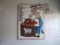 Creepy Cannibalistic Cow