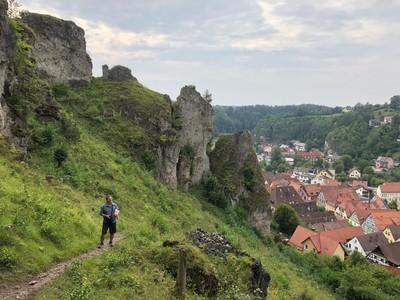 Crag's around Pottenstein