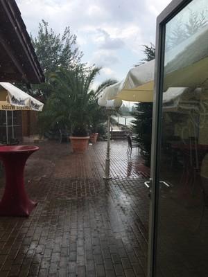 Thunder and Buckets of Rain