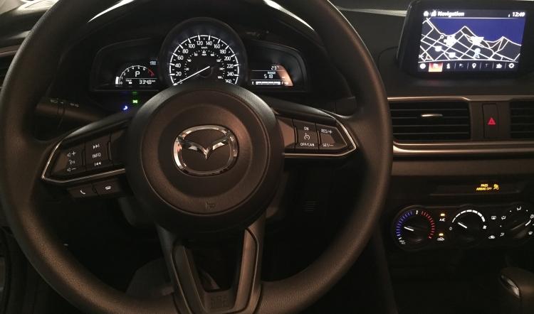 Multifunction-steering-wheel