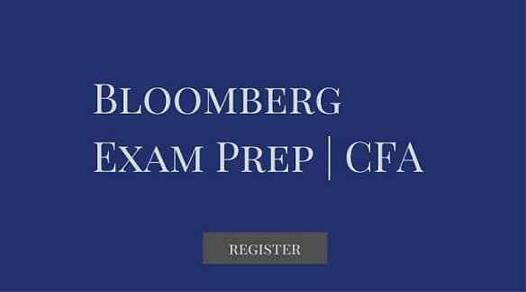 Bloomberg-Exam-Prep-CFA