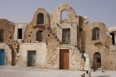Ksar, near Tatouine