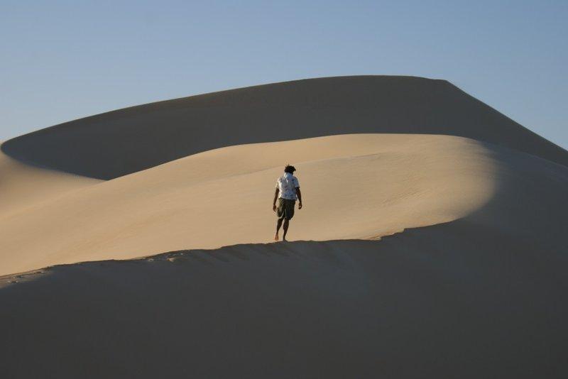 Great sand sea, Siwa