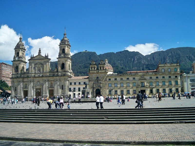 Beautiful Bogota