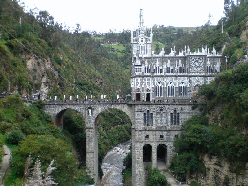 Sanctuario de las Lajas