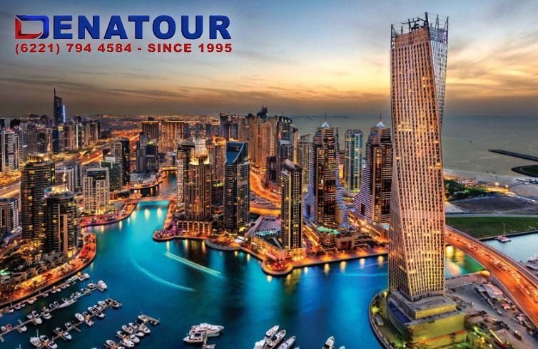 Paket Umroh Idul Fitri Plus Dubai 12 Hari 2018 Denatour