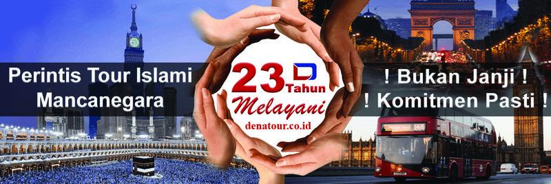 tour islami wisata muslim halal denatour