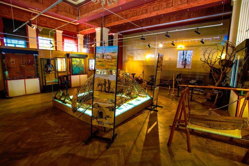 Etnorgaphy museum