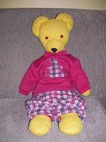 Ted on the lounge.