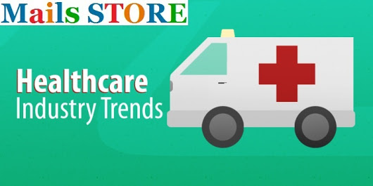 Healthcare Email List | Healthcare Email Addresses | Mails Store