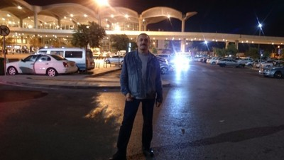 We have arrived to Queen Alia International Airport, Amman