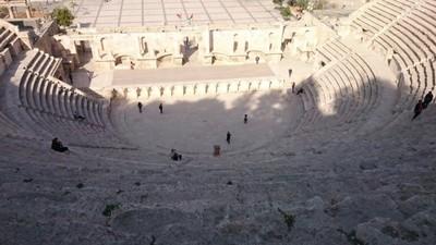 The Roman Amphitheater