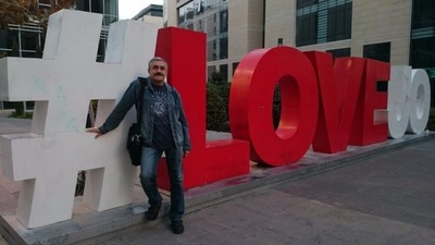 """""""Love Jordan"""" sign"""