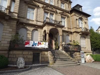 German Gemstone Museum in Idar-Oberstein