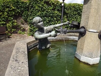 Hankel Fountain, Herrstein